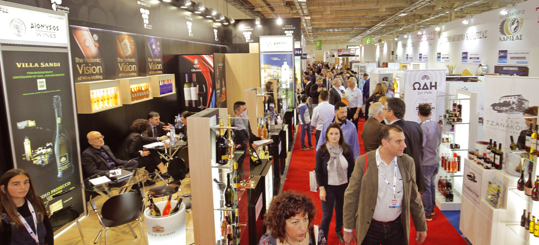 art2 - Thousands of visitors attended Greece's leading wine & spirits exhibition - news