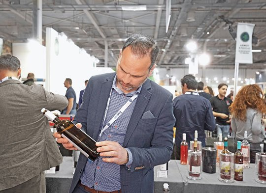 oenotelia IMG 4955 - Significant benefits from hosting it in parallel with FOOD EXPO 2022 - news