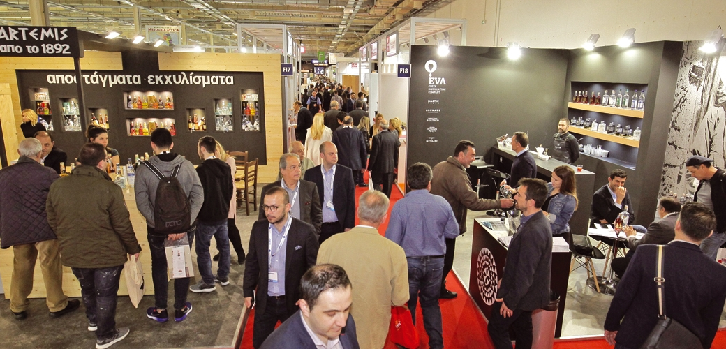 150 wine importers will be present at OENOTELIA 2019