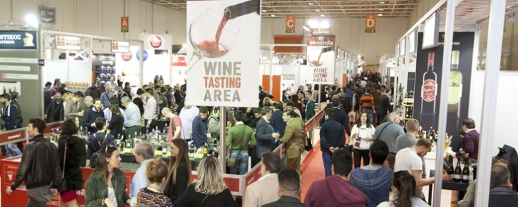 OENOTELIA special events: wine specialists analyze, educate and provide solutions