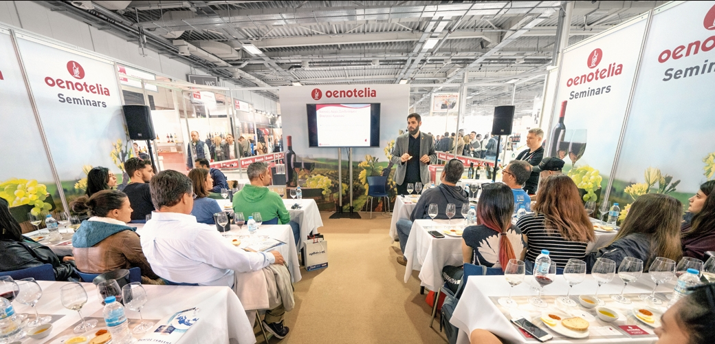 Targeted seminars for professionals in the industry!